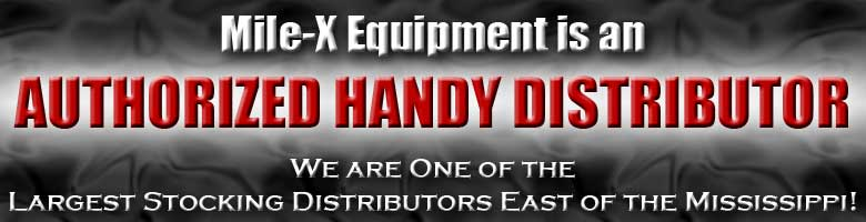 Handy Authorized Distributor Banner
